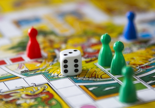 Learn more about board games.
