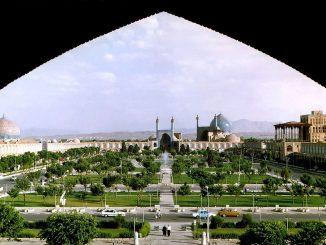 The most beautiful Iranian city