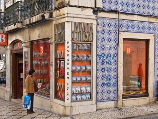The oldest bookstore in the World