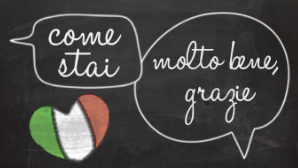 Italian online course for foreigners